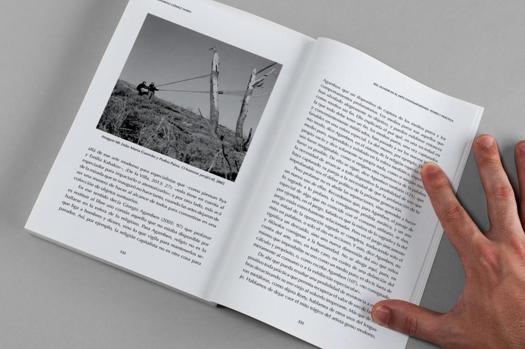 Veta Visual, pàgines de llibre de la col·lecció ARS (UJI)