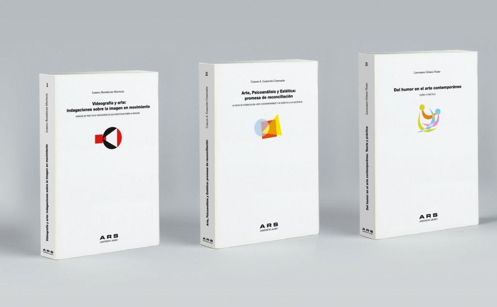 Veta Visual, cobertes de la col·lecció ARS (UJI)
