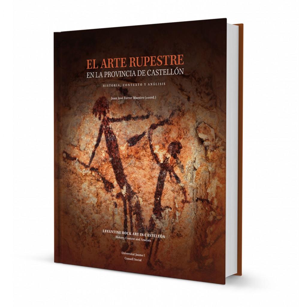 Veta Visual, llibre «El arte rupestre en la provincia de Castellón» (UJI)