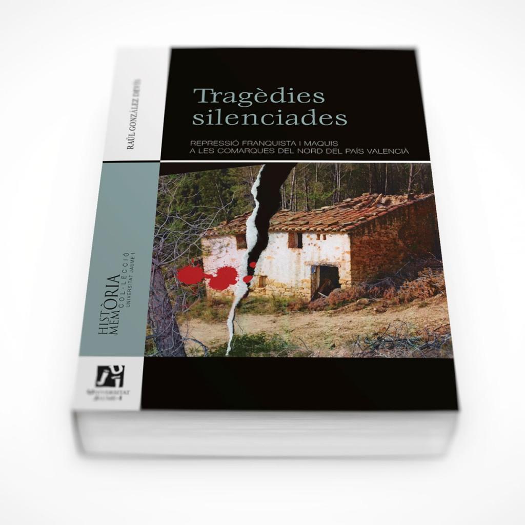 Coberta de «Tragèdies silenciades»